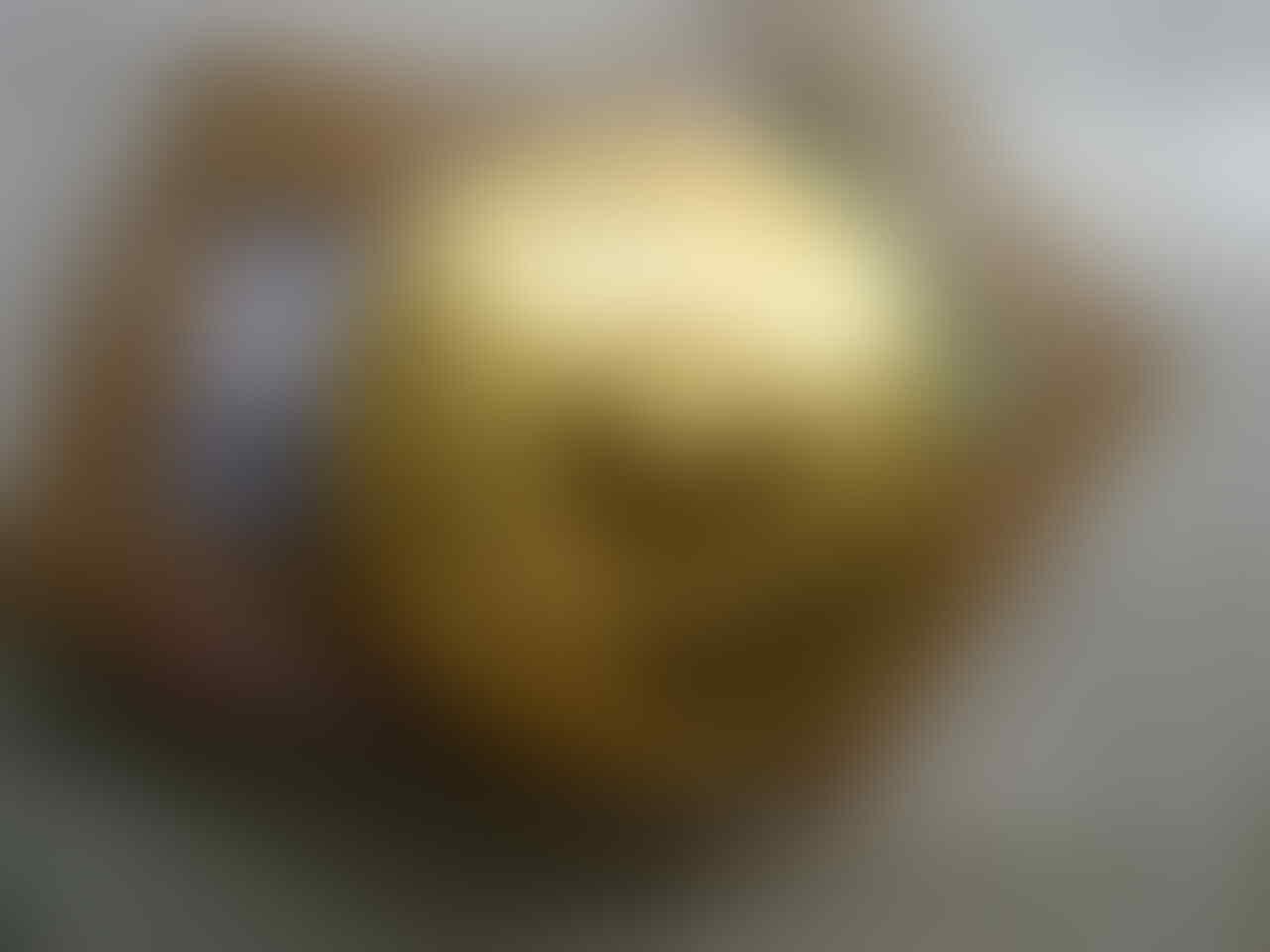 [WTS] CYMBAL SPLASH SOLAR (SURABAYA) MULUS