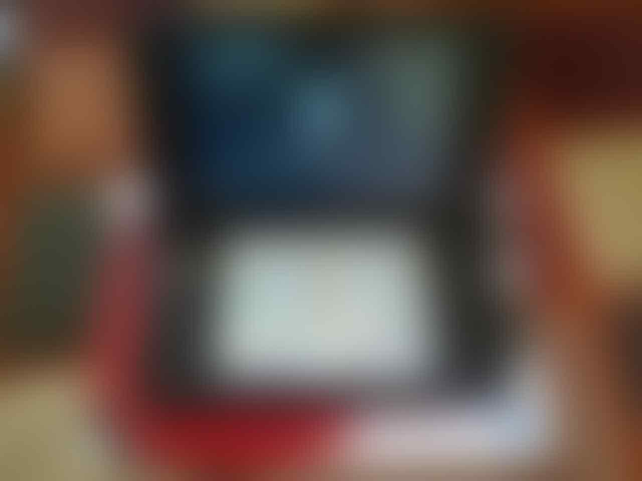 3DS XL baru sebulan cuma 1,8 jt
