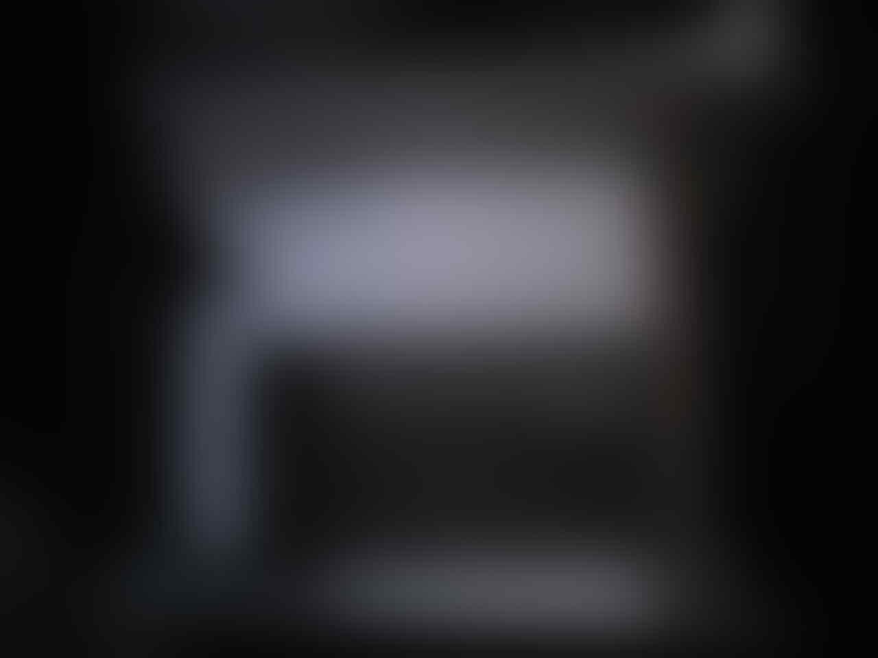 Blakberry Gemini 8520 Black(Batangan) Eks TAM