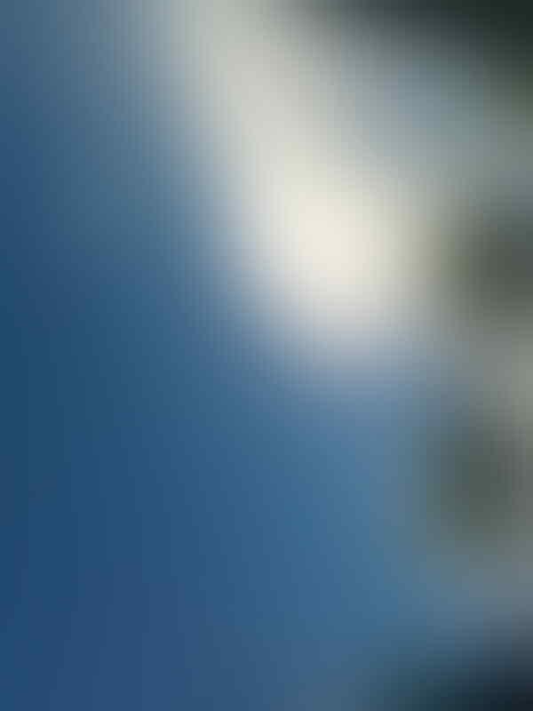 Bentuk-bentuk awan yang unik gan (ane jepret sendiri)
