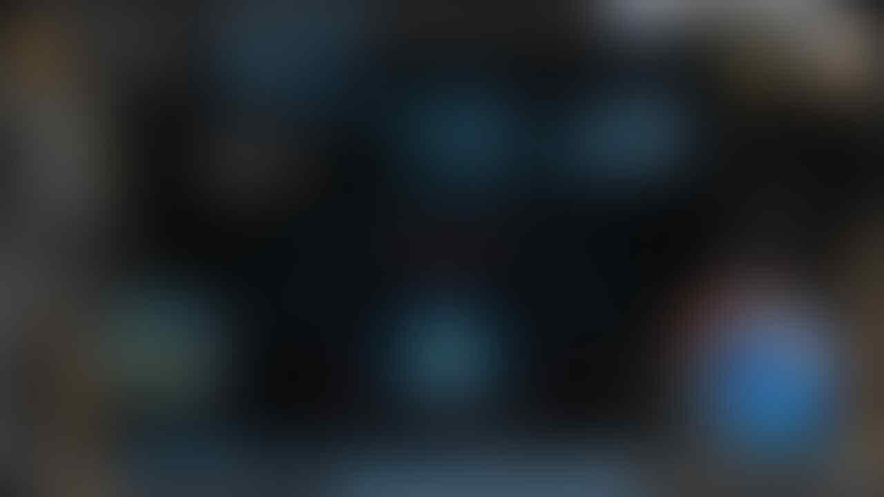 My Desktop Iron man 3 + jarvis (Bisa ngomong sama Jarvisnya)
