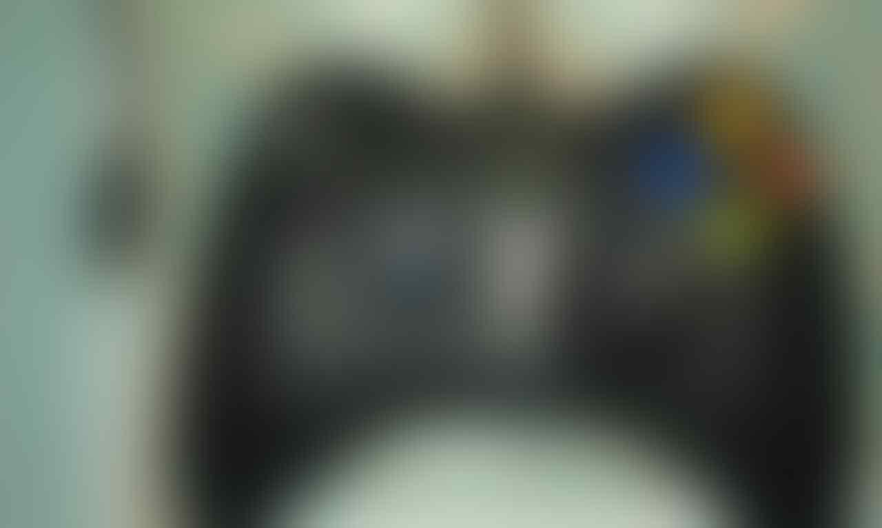 Xbox 360 slim 250GB banyak bonus game