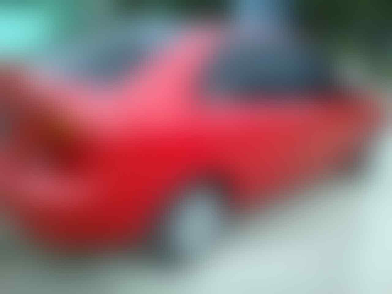 Hyundai Avega 2008 Facelift,Merah berani,Kondisi bagus,Bisa Kredit