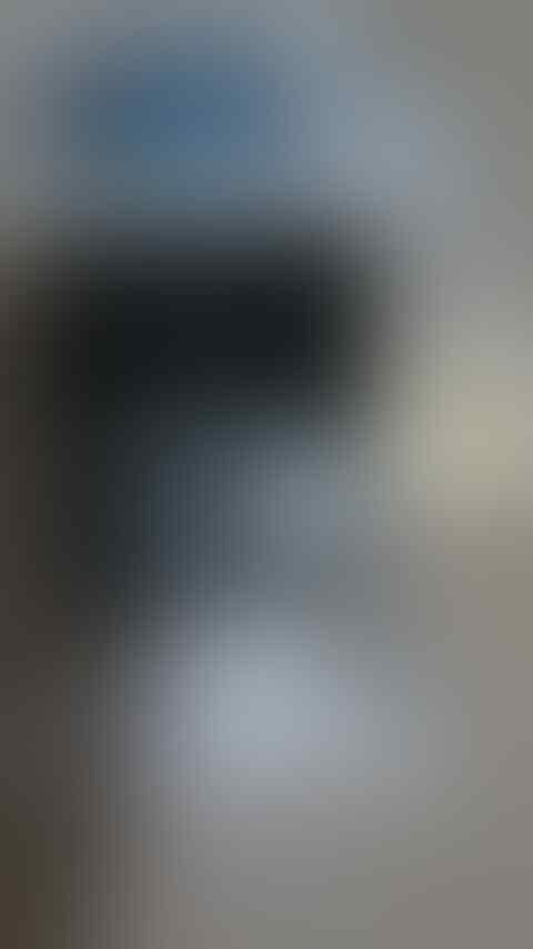 WTS smartphone Lenovo A706 baru sehari beli