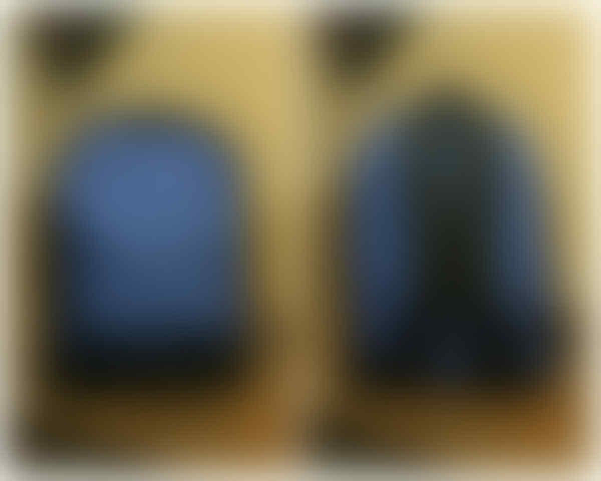 Tas Polos Bahan Anti Air With Case Laptop Dalamnya (Bandung)