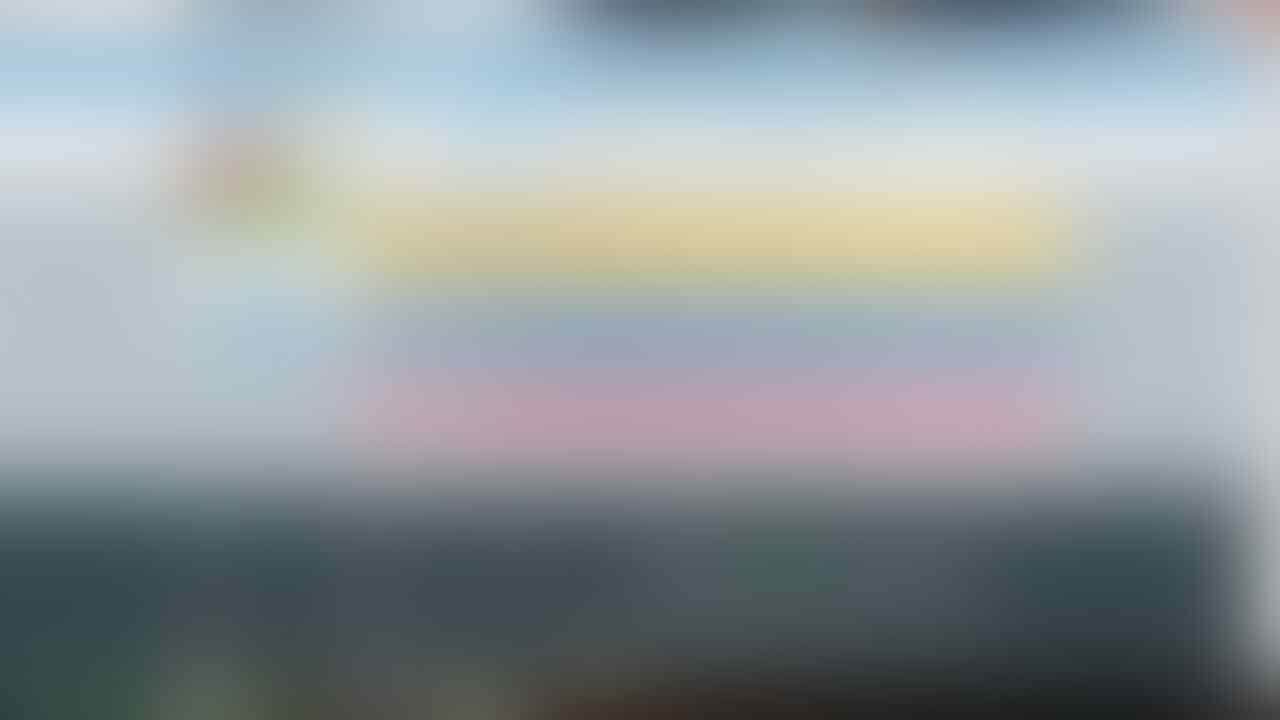 BEDA GARASI MOBIL DI QATAR DENGAN DI INDONESIA