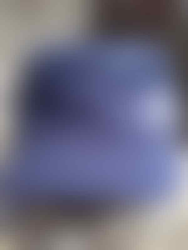 wts: topi converse navy blue ORIGINAL..