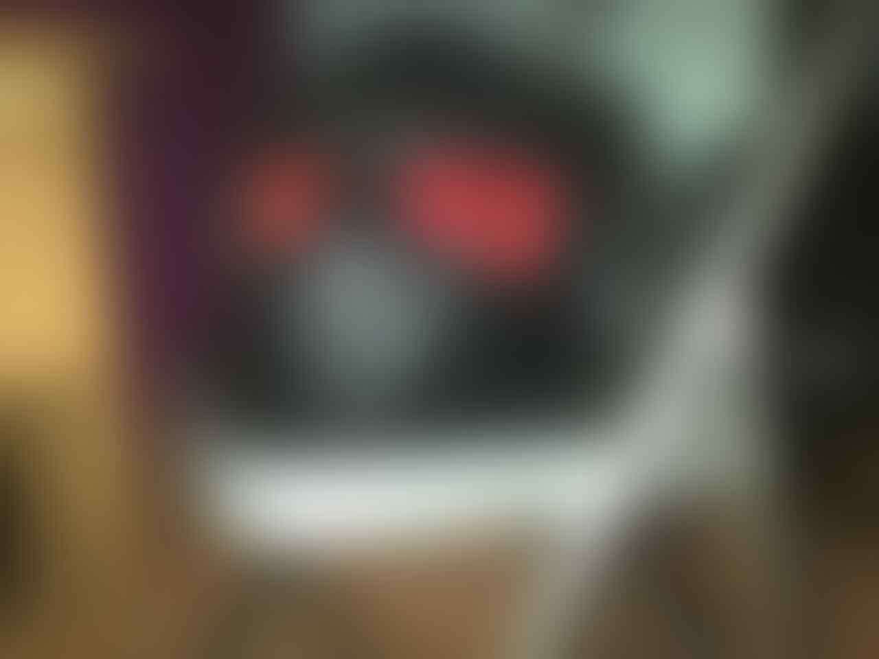 WTS Helm Predator Custom