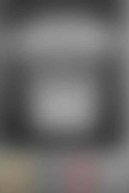 Baju Distro Ready Stock SUPER HERO SERIES LOGO