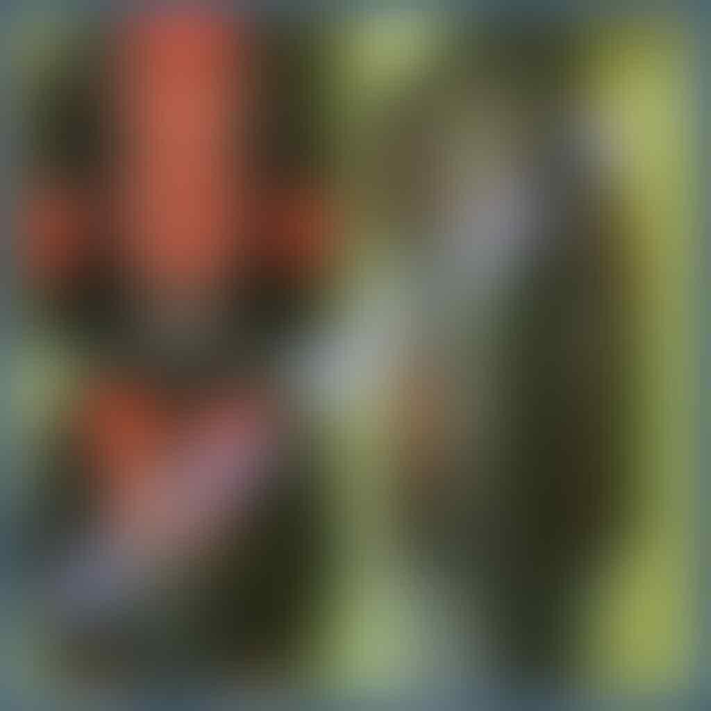 [KEREN&GAUL] Jaket Biker Semi Kulit (ADA PROTECTORNYA)