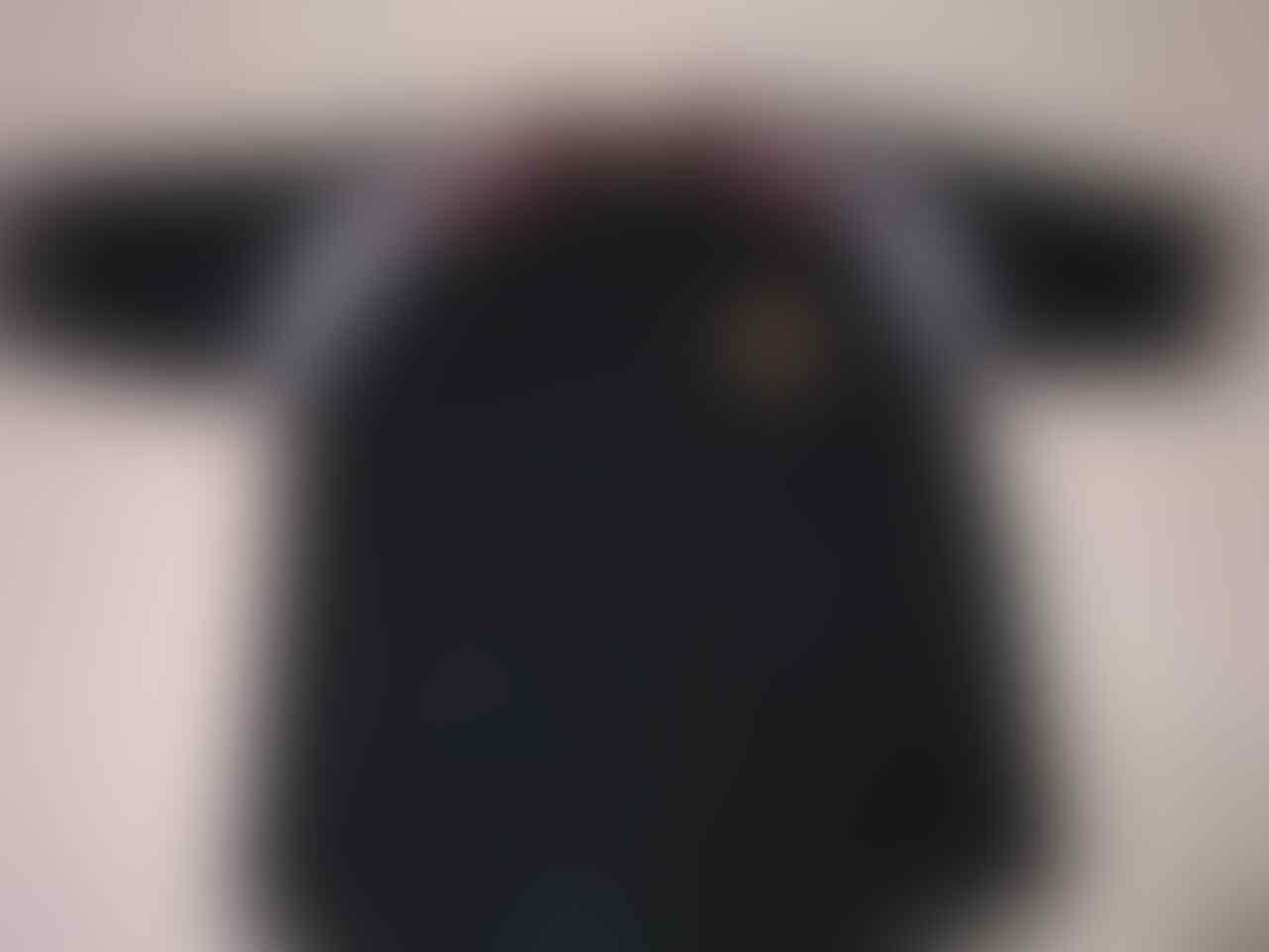 TSHIRT DRIFIT MANCHESTER UNITED BLACK ORIGINAL