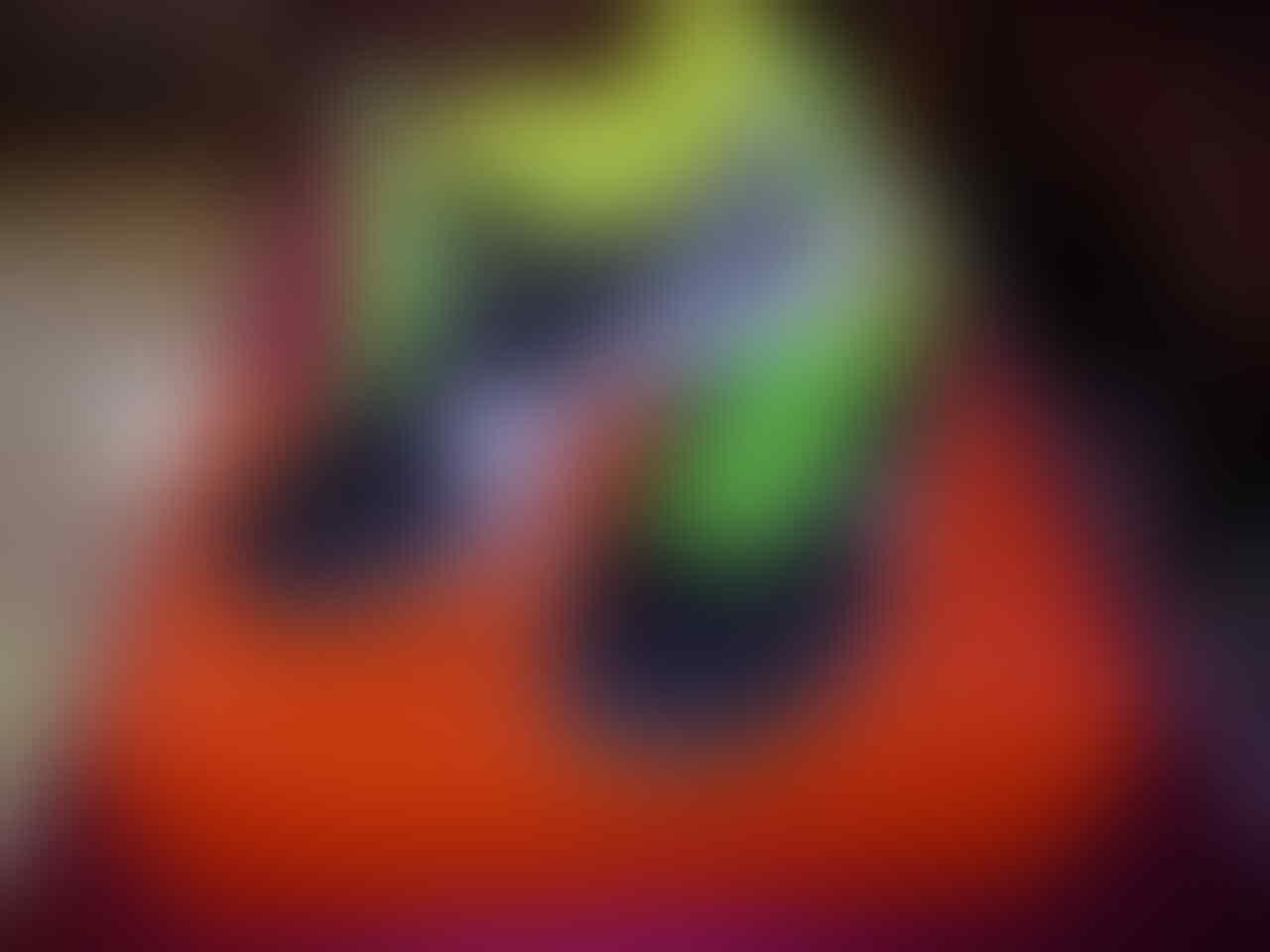 WTS Sepatu nike tiempo IV Mystic black/green second 96%