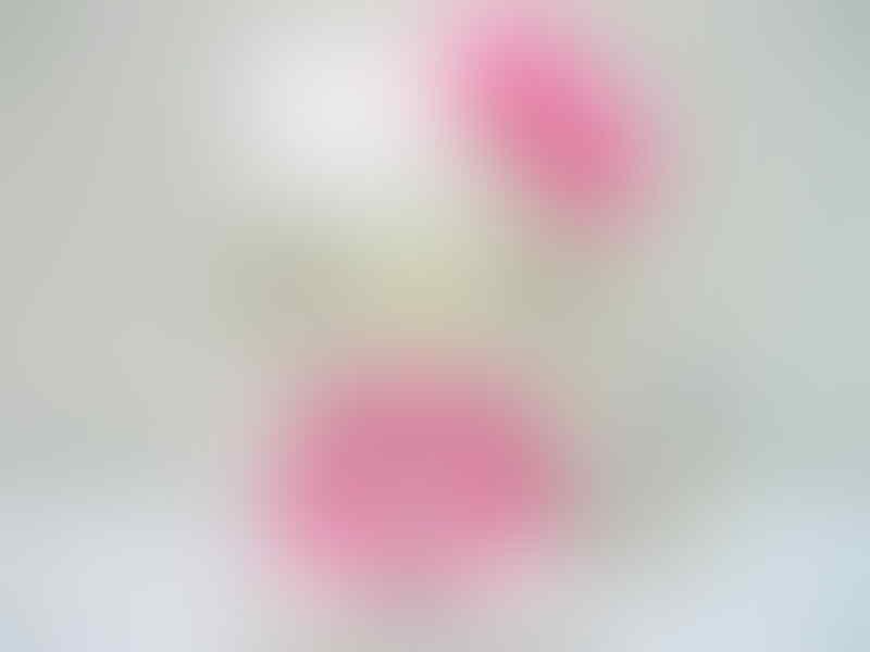 Hello Kitty Dress Pink| Boneka Hellokitty Lucu