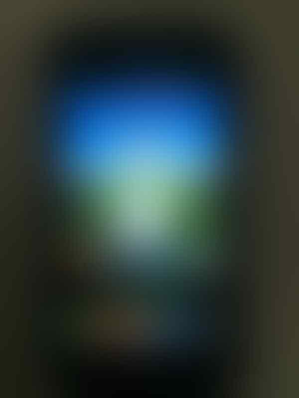 Galaxy core duos (methalic blue) bogor