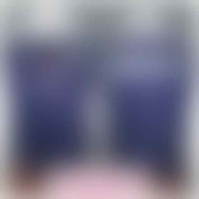 Jaket Jeans Combi Sweater DC | Grosir dan Eceran | Hanya 115rb
