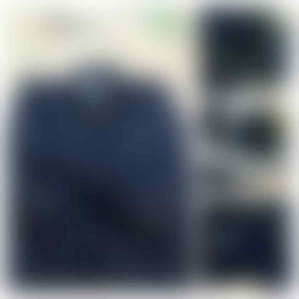 [Dry Jeans Jacket] BUBBLESTUFF Customized Leather Sleeve, Jersey & Varsity Denim