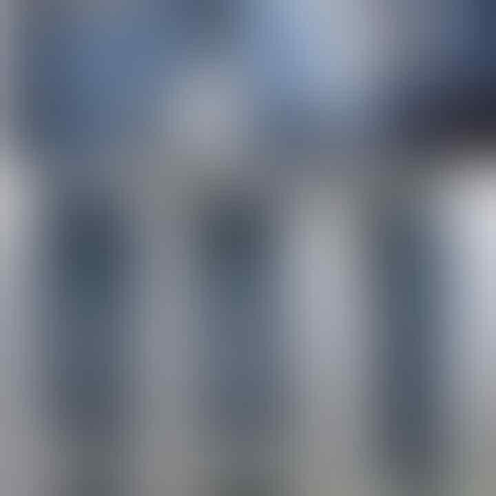CELANA JEANS PREMIUM DC PANTS BLUE FADED & BIO WASH KEREEN KUALITAS OK HARGA OK GAN!