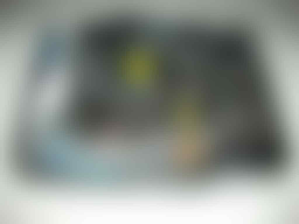Mobo motherboard 1150-ASRock H81M-HDS jogja solo