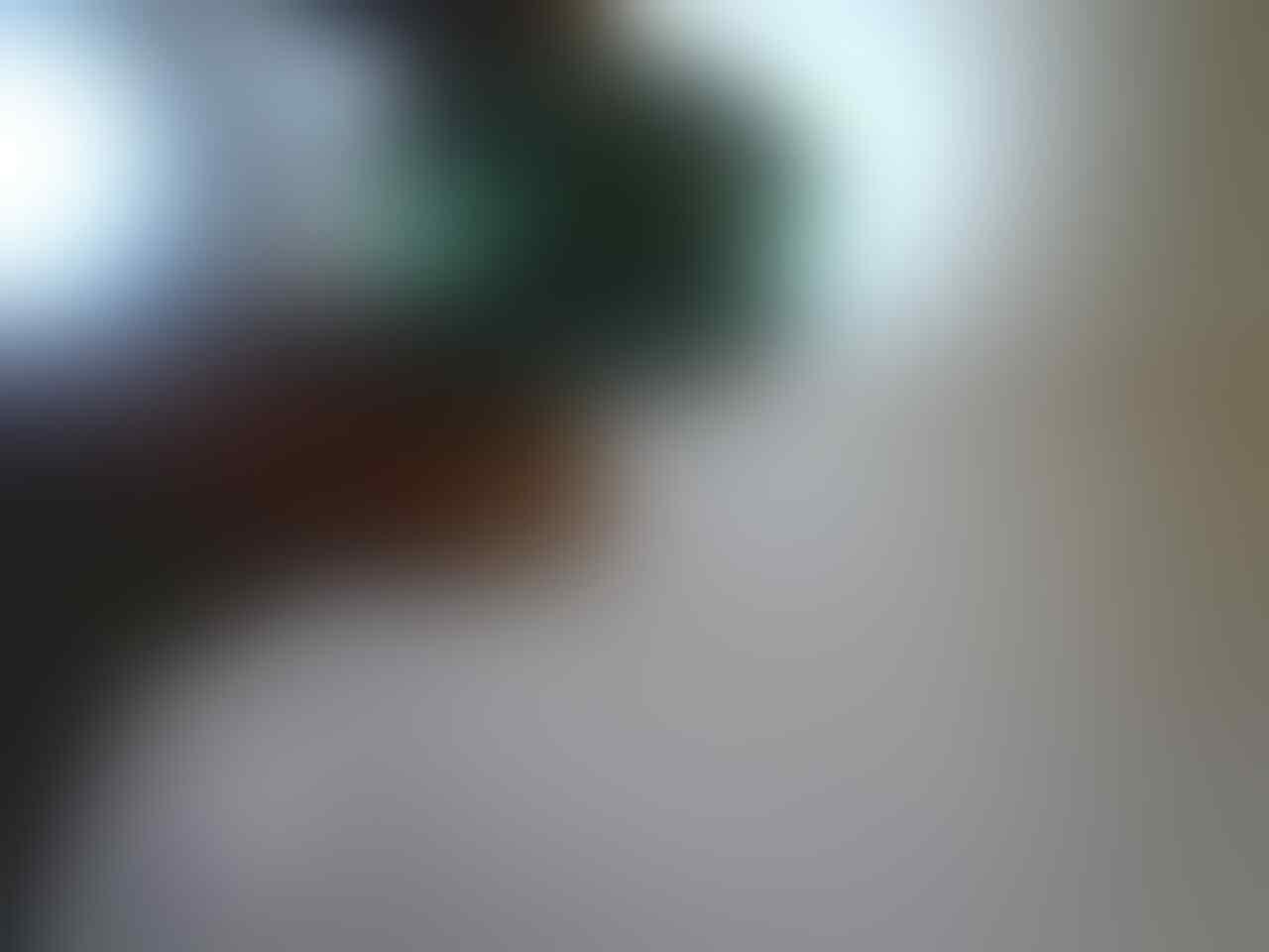 WTS Obsidian Dark Green & Bio Solar Body Glass MURAH BANGET