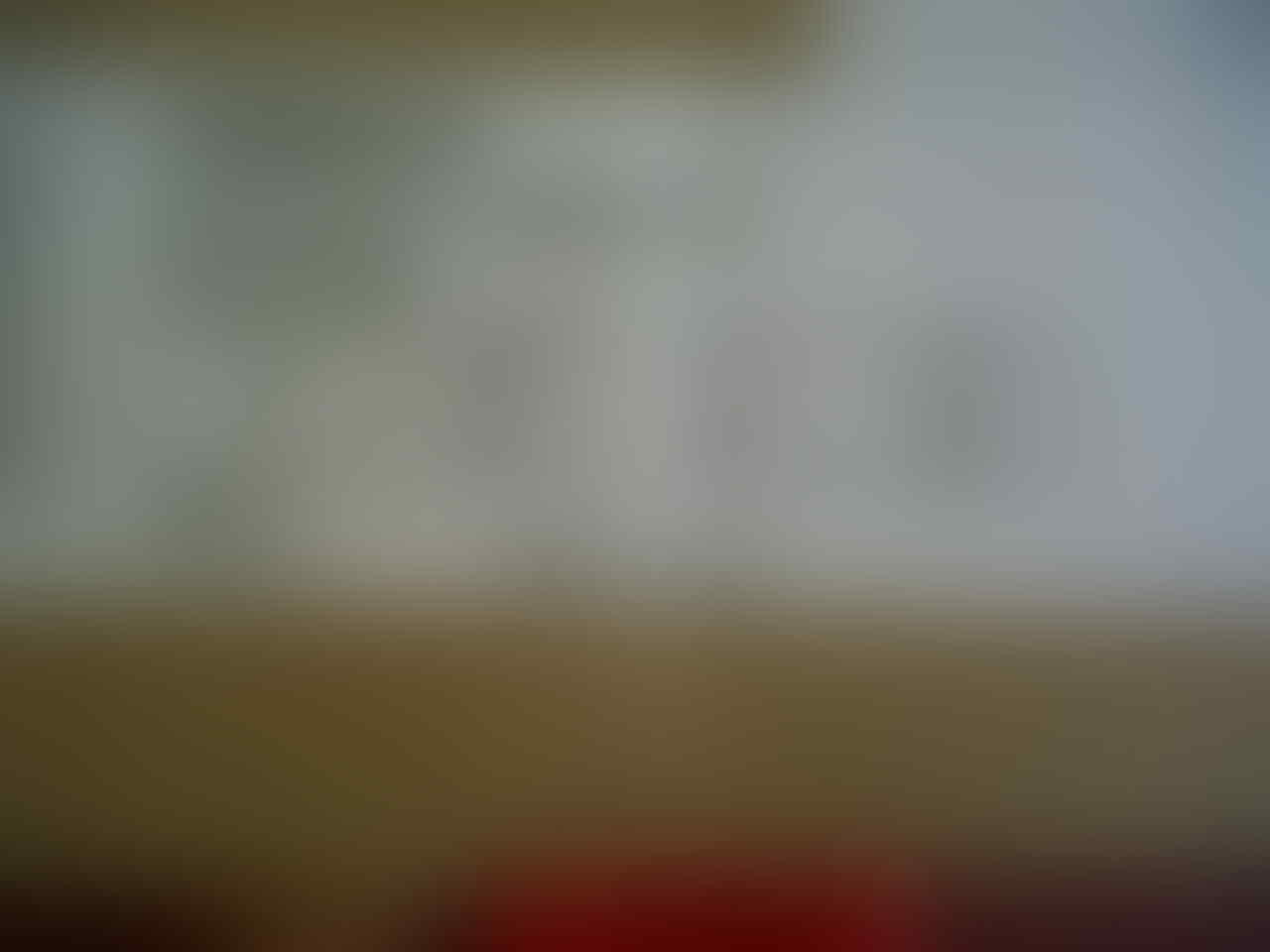 SEPATU PUMA EDISI MESH LOW BLACK/WHITE ORIGINAL. SIZE 43 (CIBINONG)