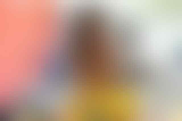 FOTO:: Gadis-Gadis SPG Cantik dan Sexy di di Indonesia Motorcycle Show 2014
