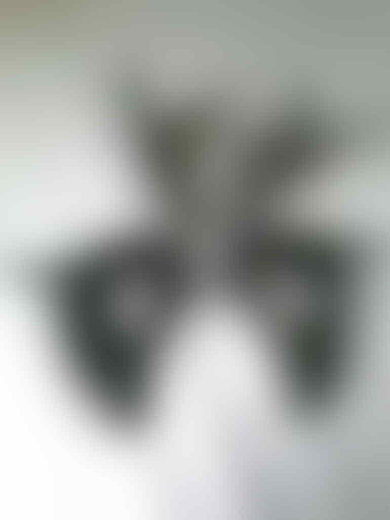 Legshield n Cowling Raider (bahan Fiber) + Bracket