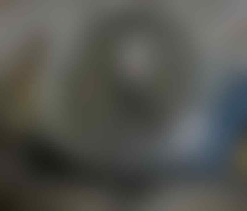 "FS : MIDO COMMANDER DATE TO DAY "" NEW MODEL "" Hi-beat TERAWAT SANGAT BAIK"