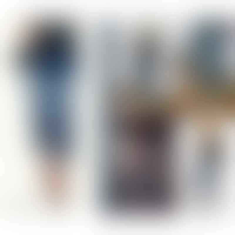 [READY STOCK] Koleksi Jeans Wanita Termurah / Reseller Osso Jeans