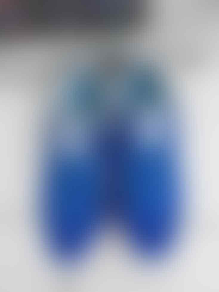 sepatu futsal Munich Gresca Blue sz 42 & Converse Monoblack sz 42.5 Semarang