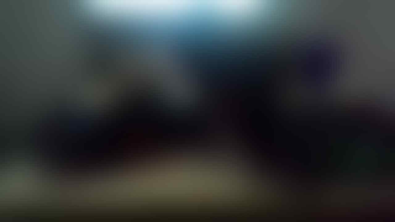 [LEBARAN SALE] Sepatu Basket DIADORA Black Size 42 | BNIB ORIGINAL | COD Depok