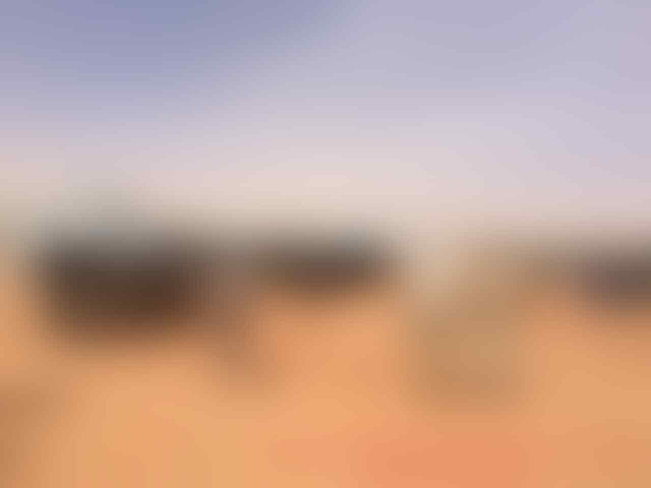 "7 Keunikan Markas FPU Garuda Bhayangkara Indonesia ""Garuda Camp"" di Darfur, Sudan"