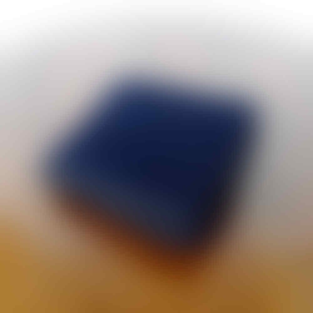 DOMPET DENIM BIFOLD WALLET BLACK | LOMBERG DENIM | 100% ORIGINAL | GRATIS POUCH