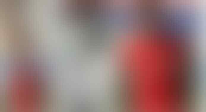 Tragis, Nasib Mantan Timnas Sepakbola Kini Jadi Satpam