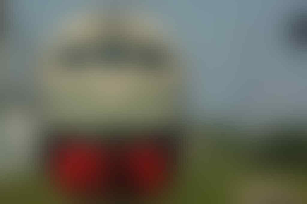 Udah tau belum gan tentang Lokomotif Kereta Tua di Indonesia