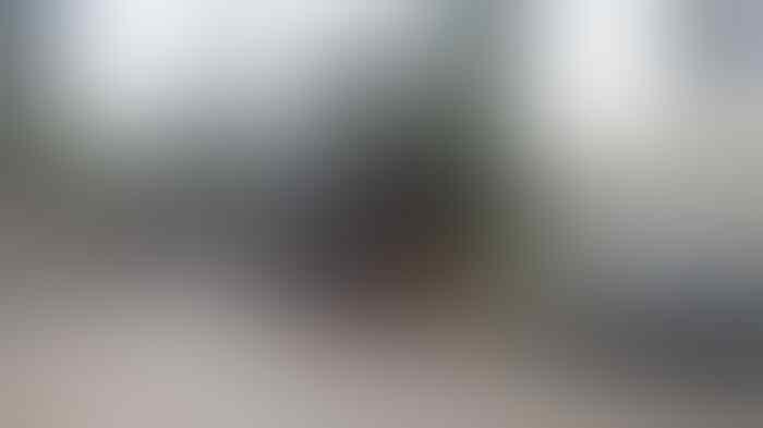 Polisi Bersiaga di Lokasi Pasca Tawuran Warga Manggarai Vs Jl Pegangsaan