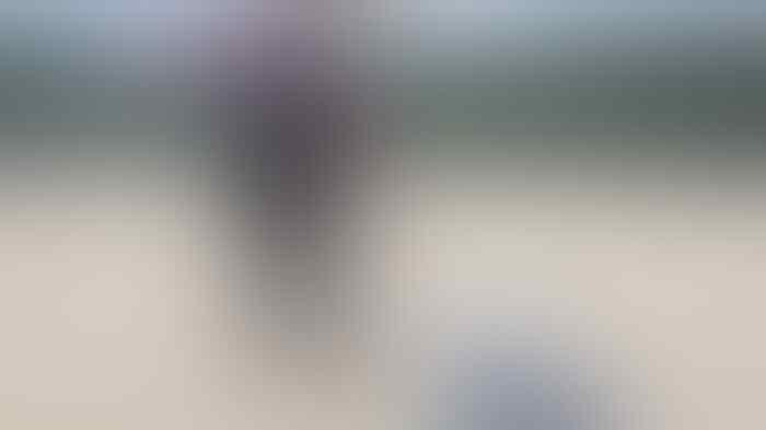 Tubuh Lindsay Lohan Kini Tertutup Rapat Burkini
