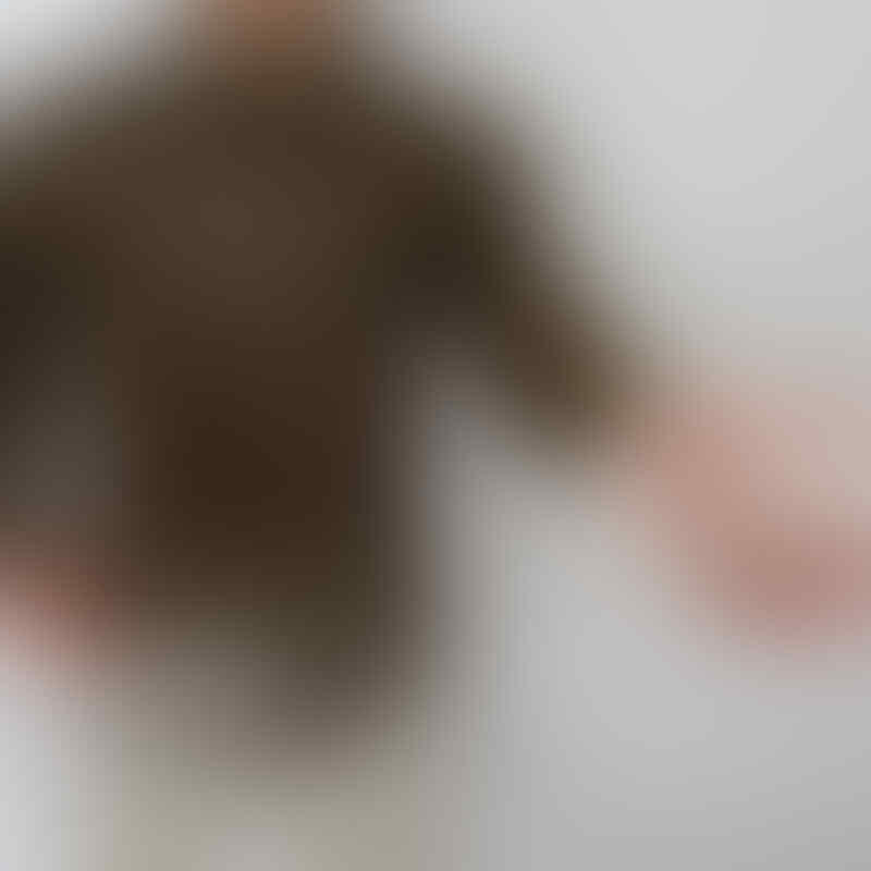[KOBAR18] MASANI Batik Slimfit