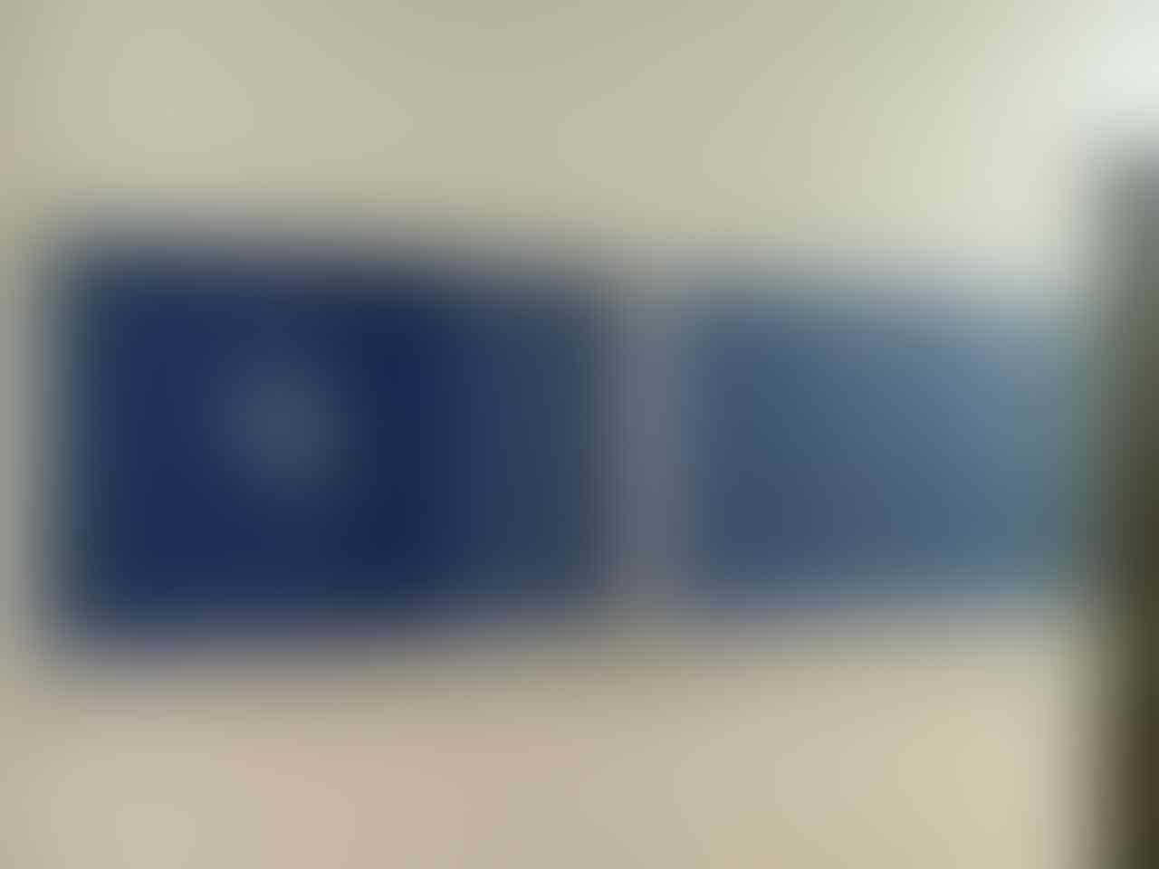 Softboard Custom x 90 100 120 150 180 200 / Papan Mading Kaca Alumunium