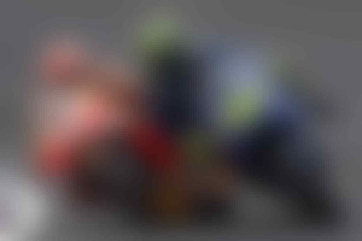 Video Permohonan Maaf Marquez yang Ditolak Tim Yamaha