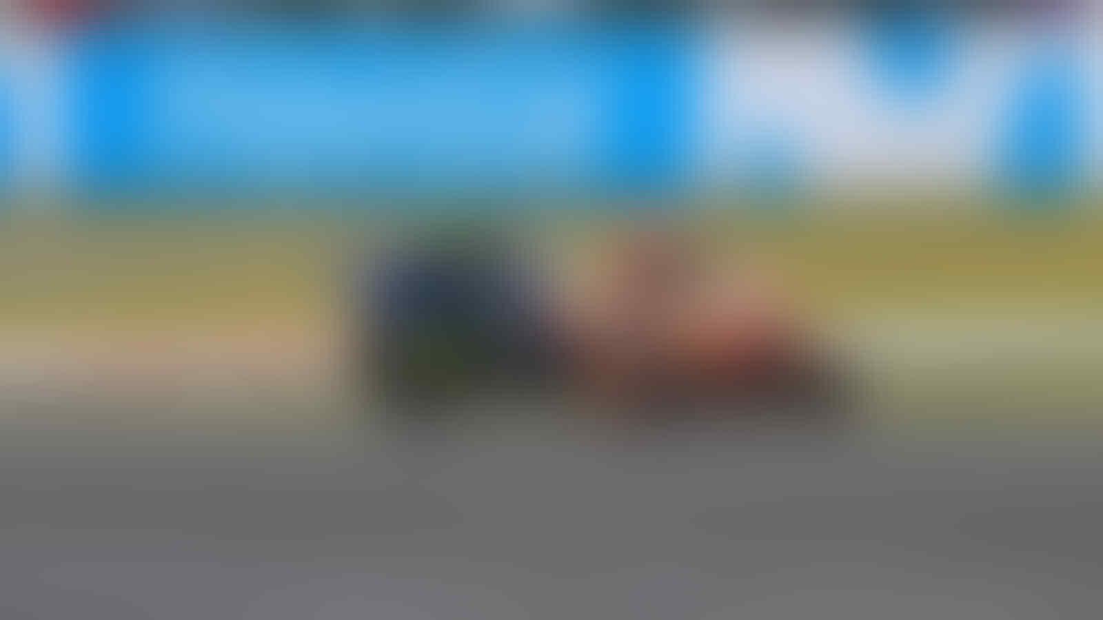 Vinales Ogah Komentari Insiden Rossi-Marquez