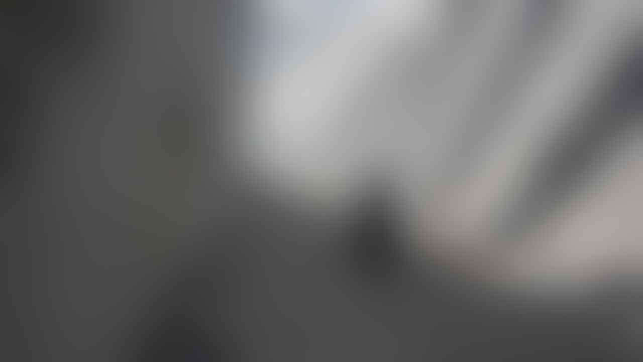 Underpass Matraman Macet karena Rambu Lalin Belum Rampung Dipasang