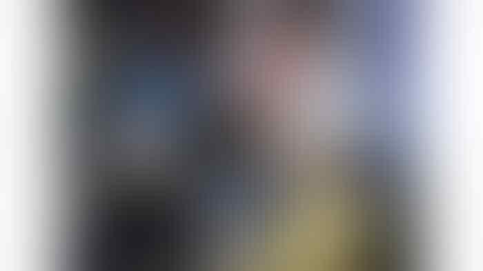 Pagar Rumah Pribadi Bupati Bandung Barat Tertutup Rapat
