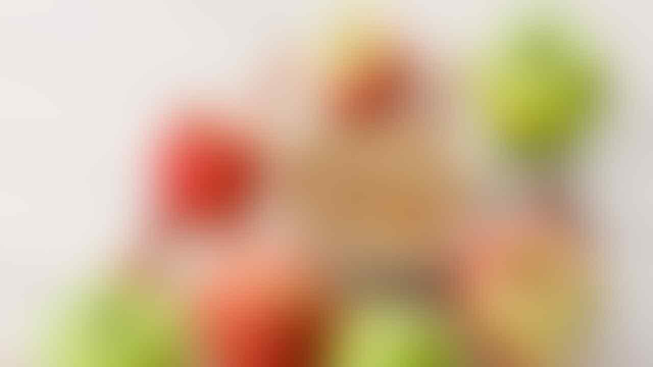 Cegah Diabetes Cukup dengan Makan Satu Buah Apel Sehari