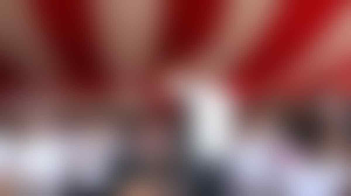 Prabowo: Menangkan Gus Ipul Dulu, Pilpres Belakangan