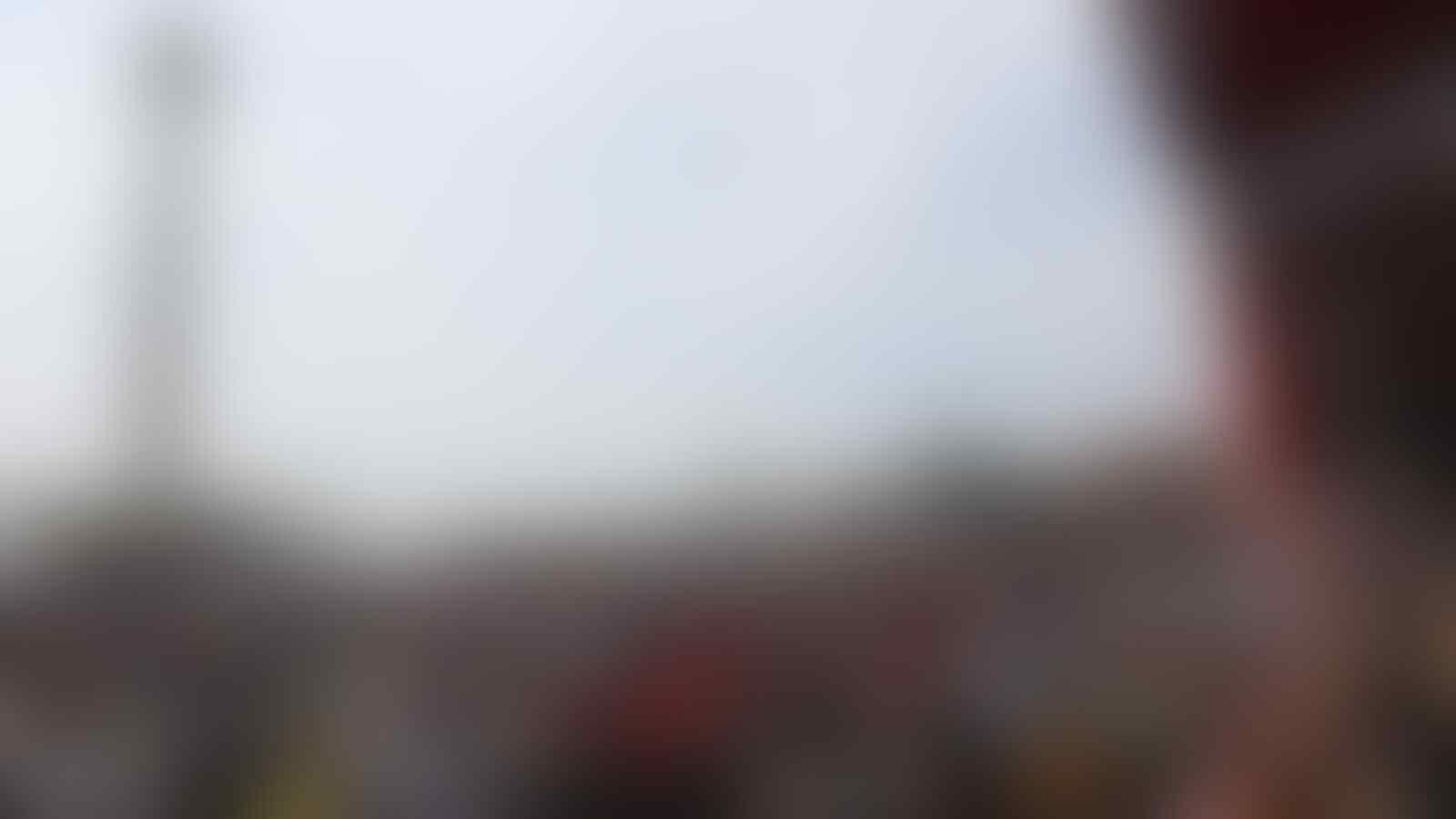 Cerita Lengkap soal Bagi Sembako di Monas dari A-Z