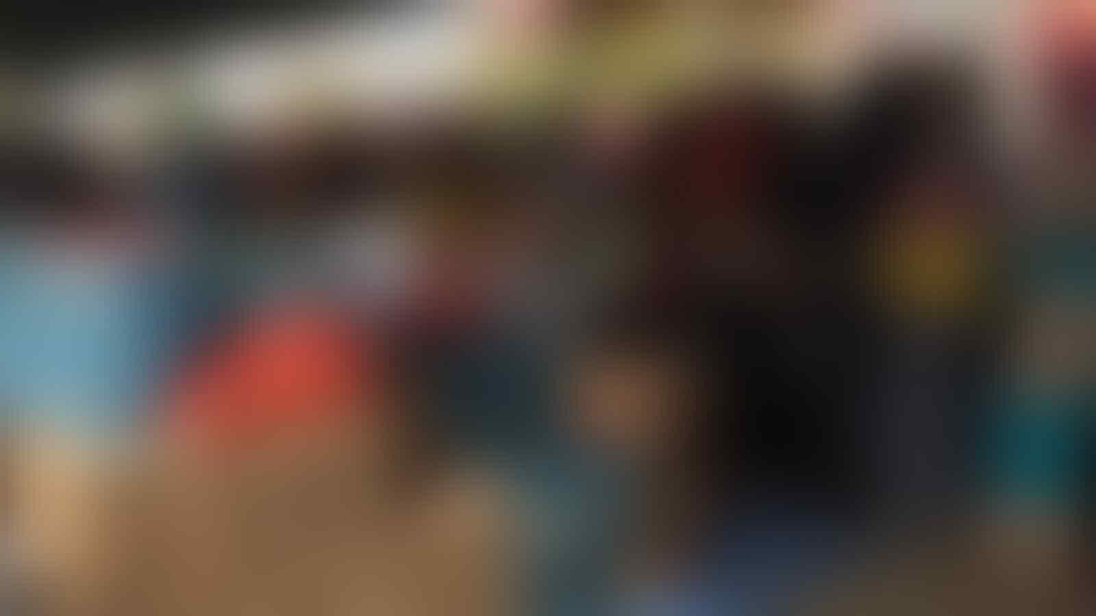 Warga Banda Aceh Serbu Pasar Murah, Beli Beras Hingga Telur