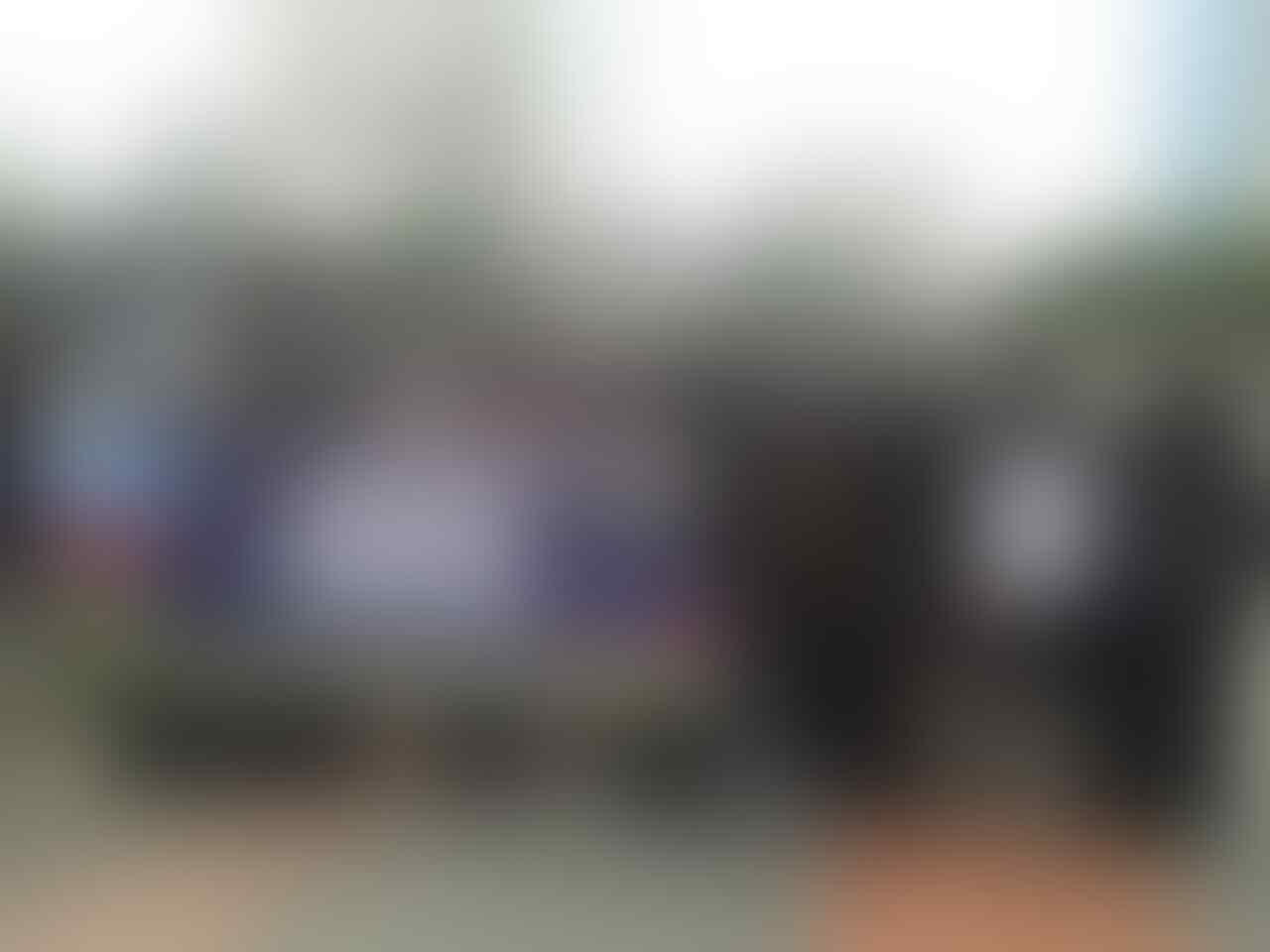 130 Teroris Mako Brimob Bertahan dengan 1 Sandera dan 6 Senjata
