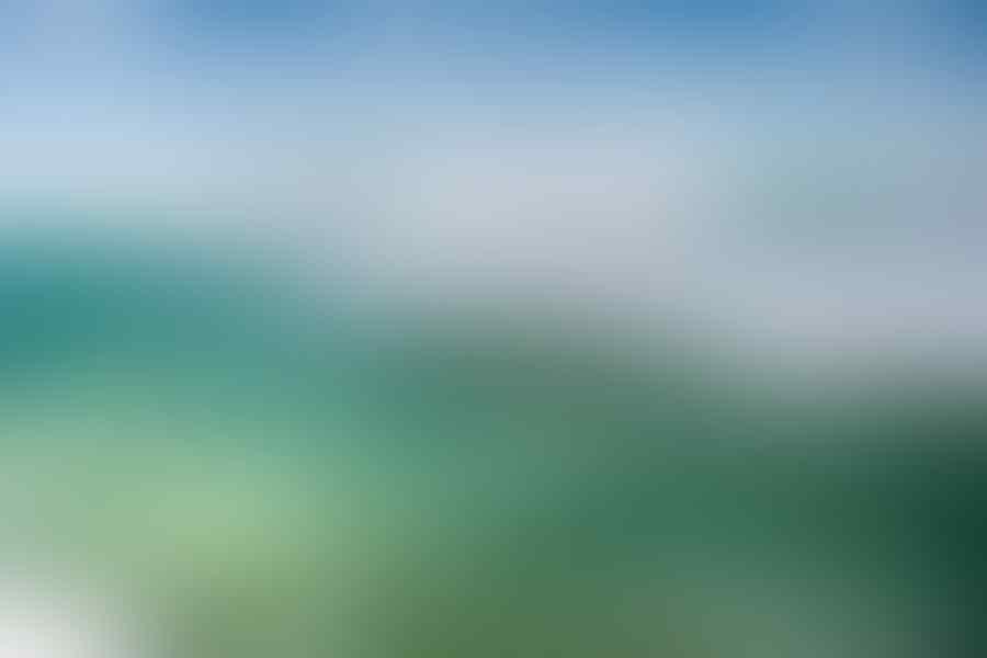 12 Potret Menakjubkan Gurun Pasir yang Bikin Agan Haus Seketika