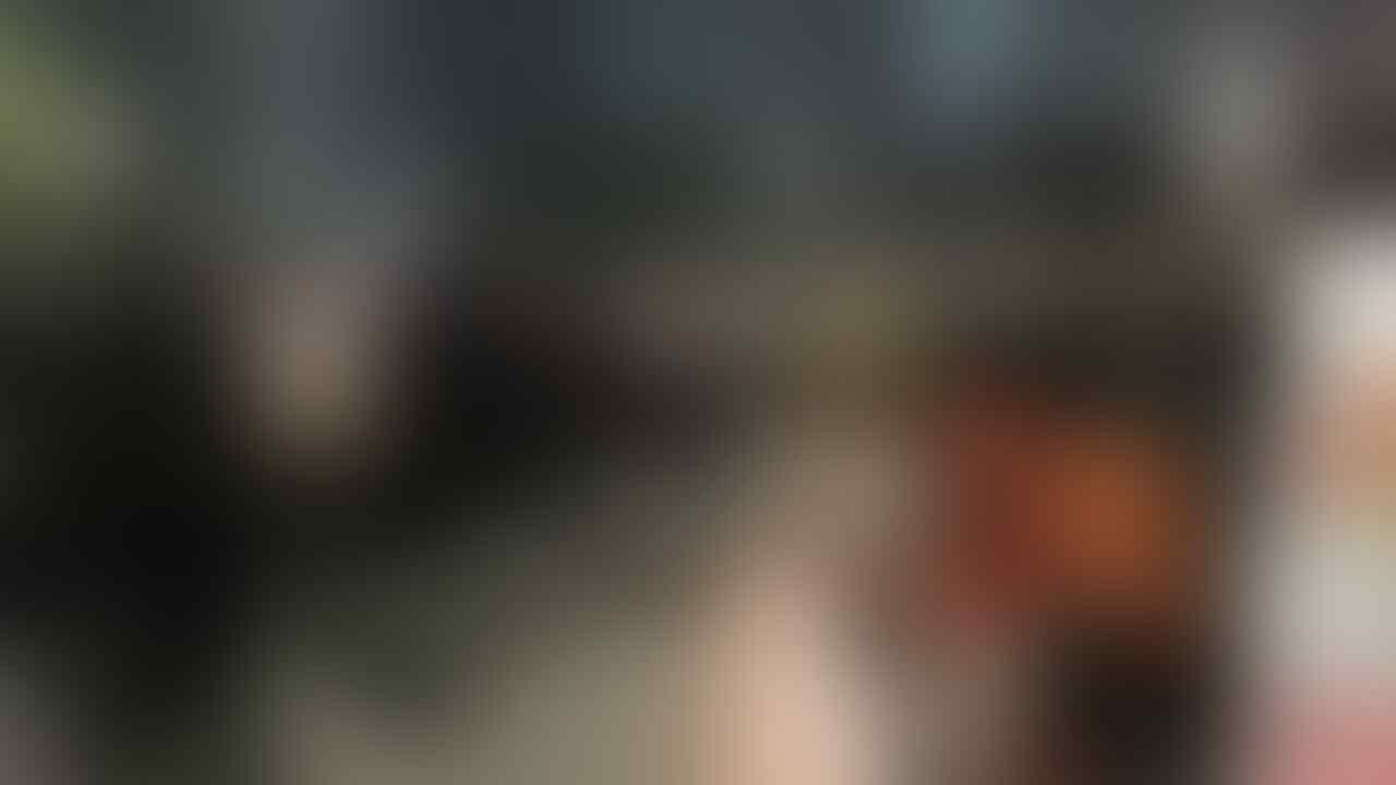 Teror Bom Surabaya, Ratusan Orang Doa Bersama di Patung Kuda Monas