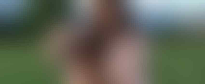 10 Pesona Laras Syerinita, Selebgram Manis Sahabat Rachel Vennya